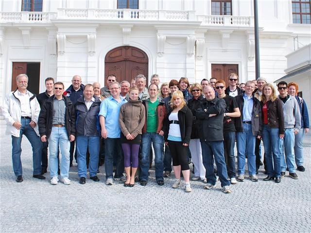 Gruppenbild Bratislava